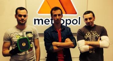 Metropol TV s Freeline Skates