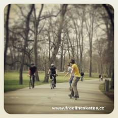 freeline skates výstaviště stromovka