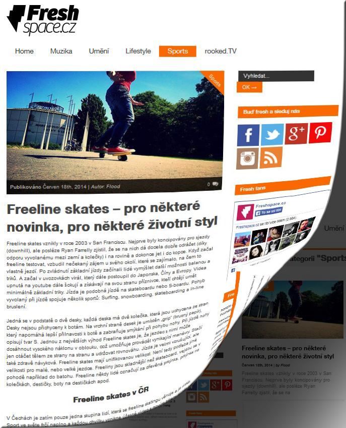 Freshspace.cz